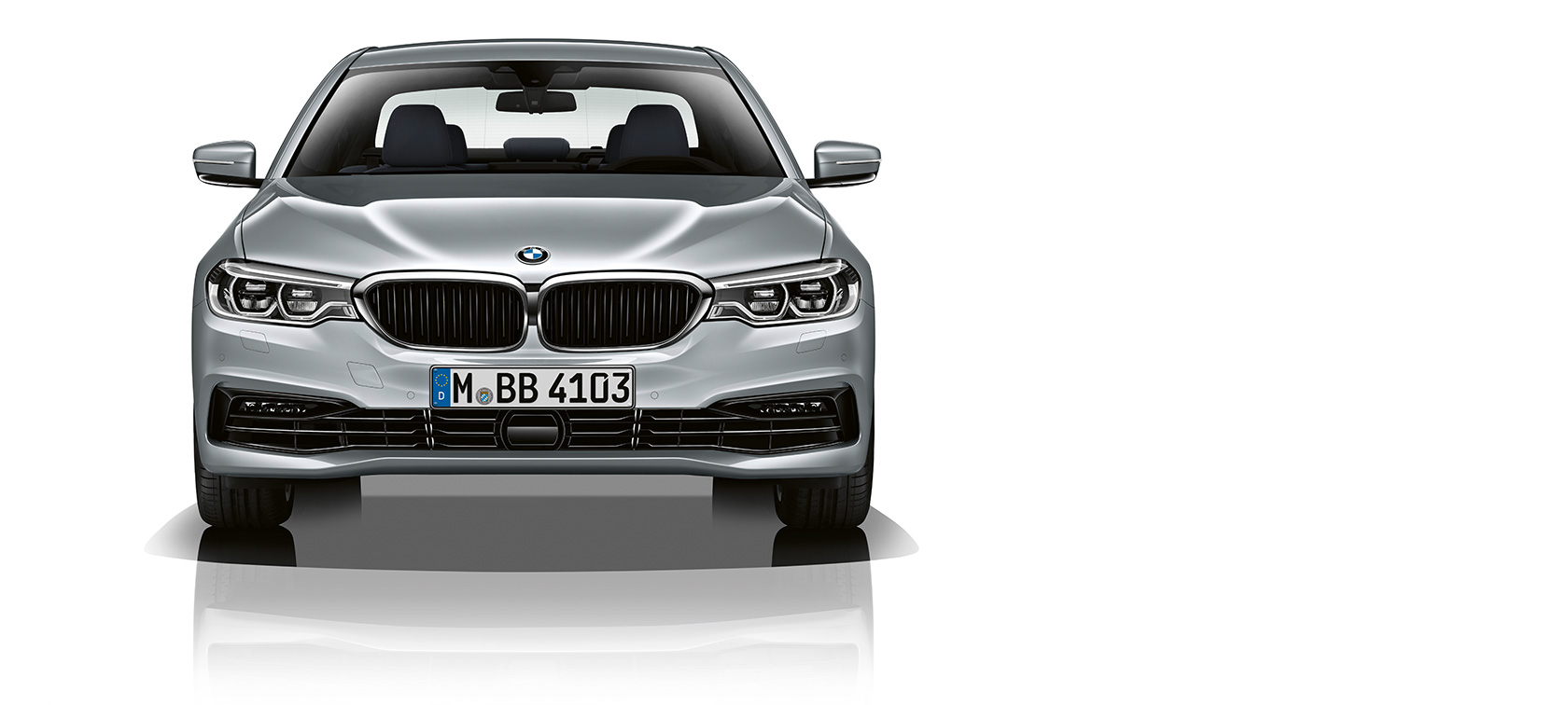 BMW 5 Series Sedan : iPerformance