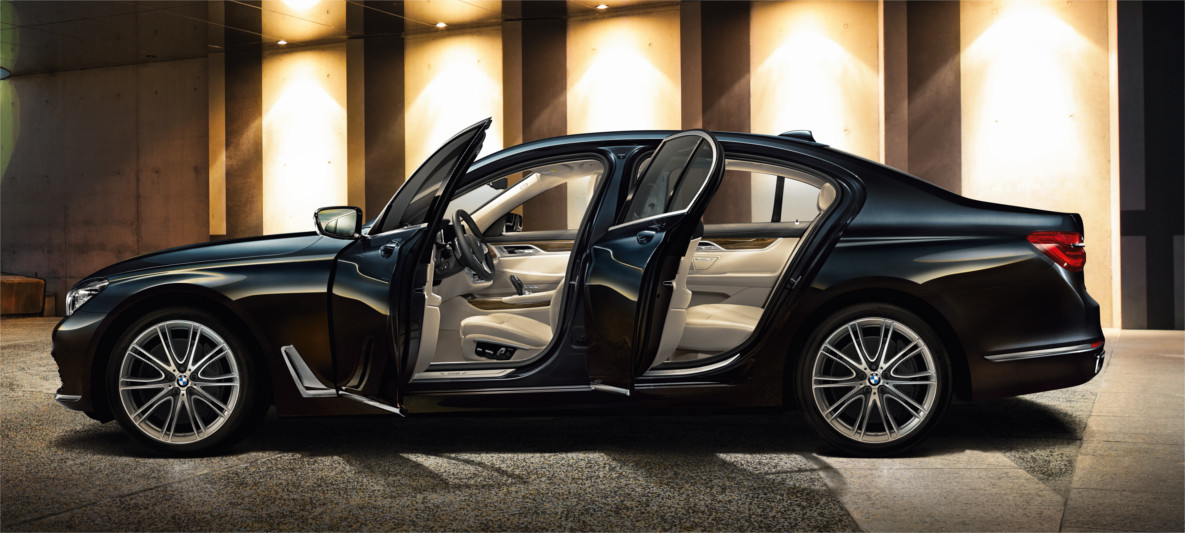 Bmw 7 Series Sedan Driving Dynamics Efficiency